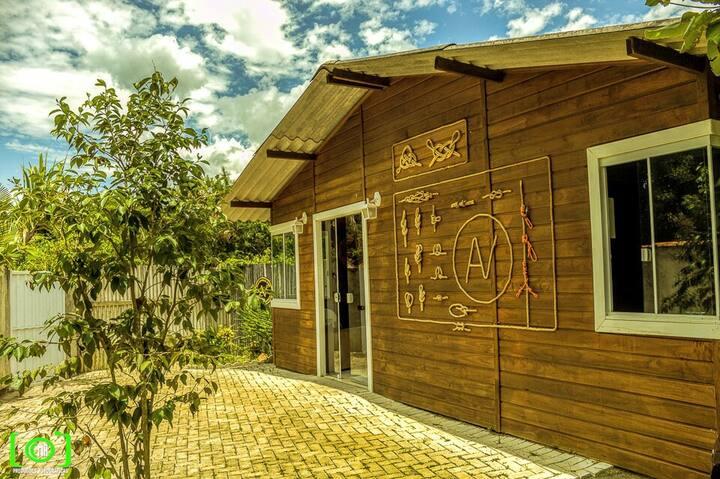 Casa Hosp Aventureiro 3. Prox. ao Beto Carrero.