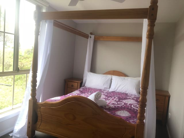 Comberton farm stay