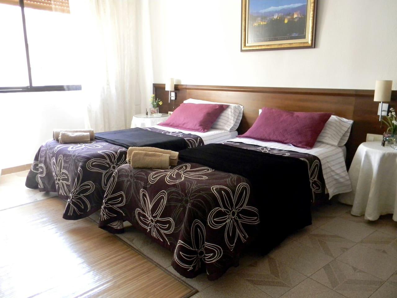 Bed & Breakfast + wifi