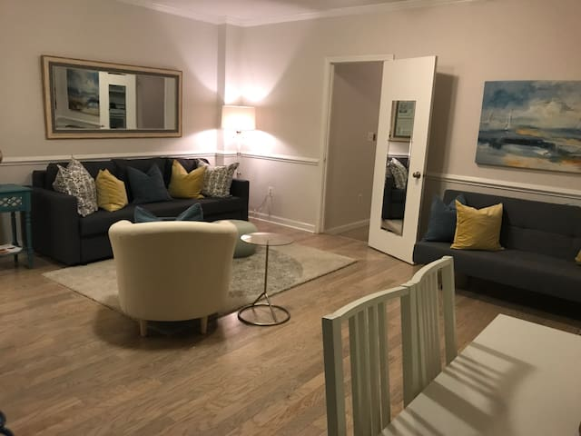 A True Local Experience in Upper Georgetown - Washington - Apartment