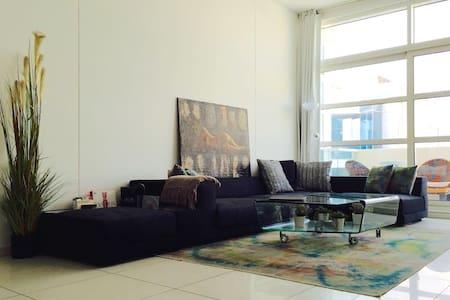 Amazing 110M2 luxury 1 bedroom Architect apartment - 迪拜