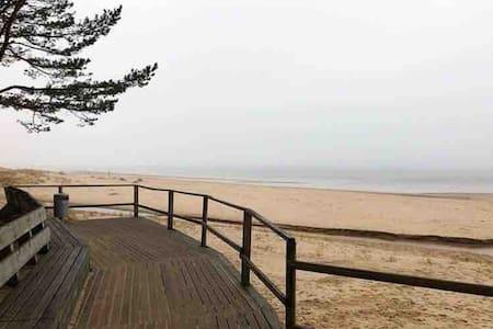 Гарциемс, Море в 30 минутах ходьбы.
