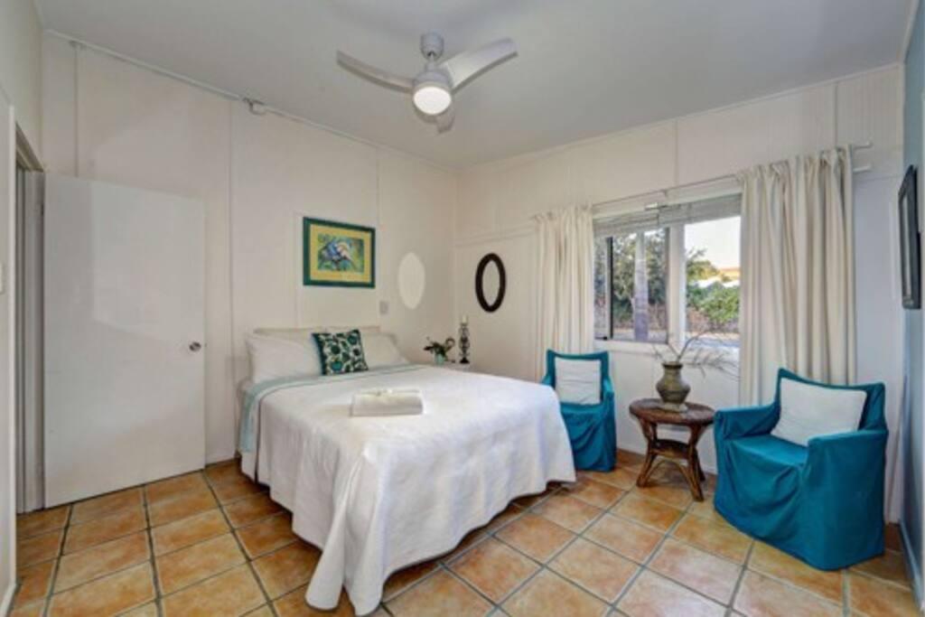 Comportable bedroom