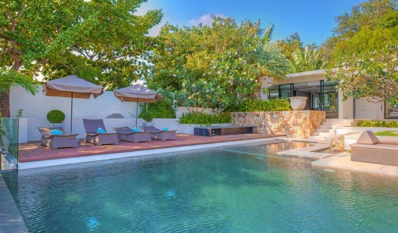 Villa Lucinda, Koh Samui, luxury 5 bedroom villa - Ko Samui - Villa