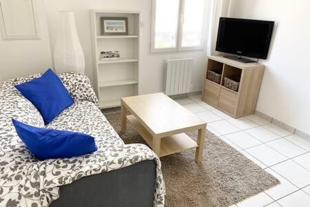 Appartement cosy La presqu'île d'Arvert