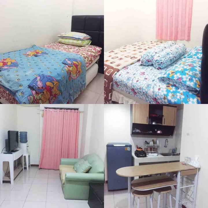 2BedRoom Bogor Valley Apartment