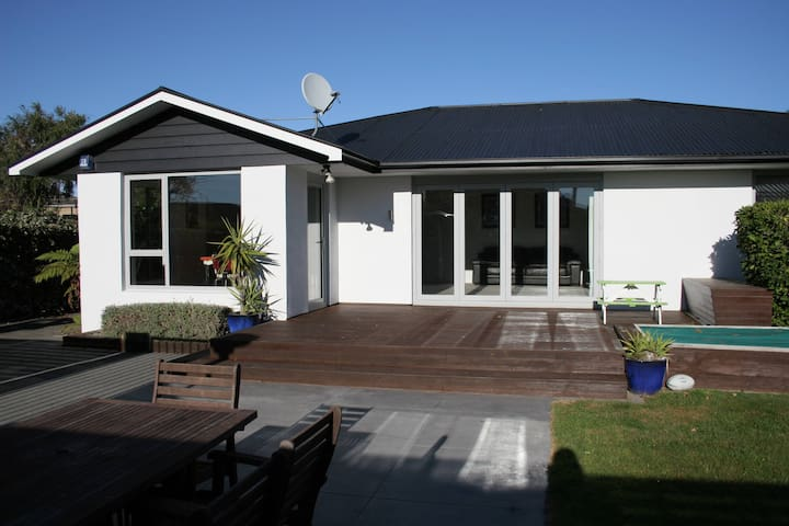 Your home away from home - Christchurch - Dom