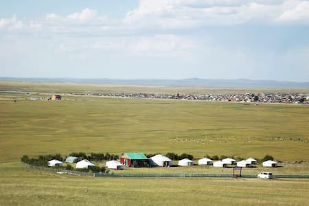 The ger(yurt) for rent - Yurt