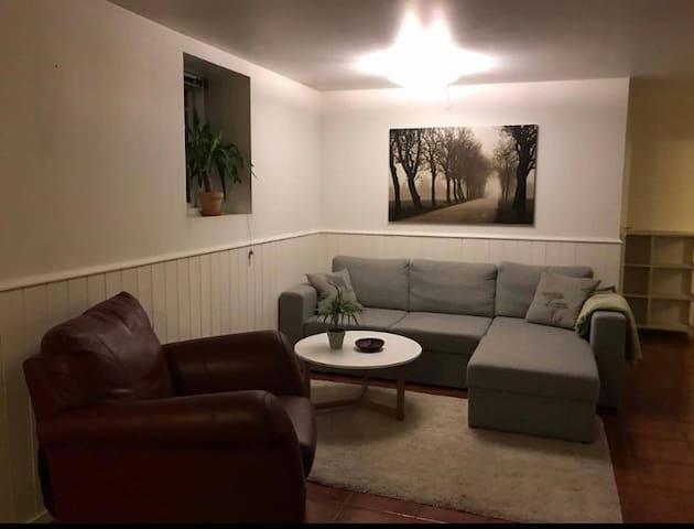 1+1 Room in BERGEN SENTRUM