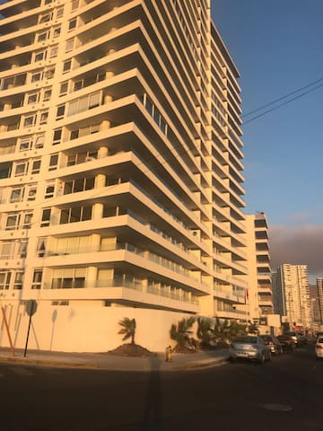 APARTAMENT IN PENINSULA IQUIQUE(NEAR OF ALL)