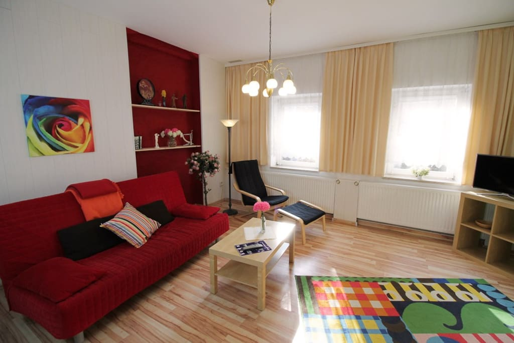 ferienwohnung alte backstube in innenstadt wohnungen zur miete in brandenburg an der havel. Black Bedroom Furniture Sets. Home Design Ideas