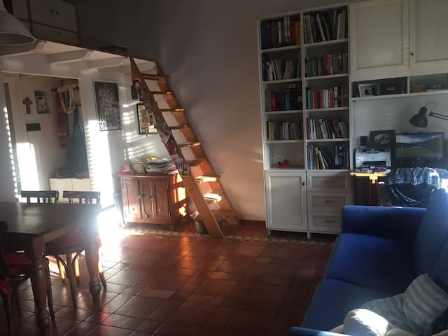 Cozy loft close to Tortona Area