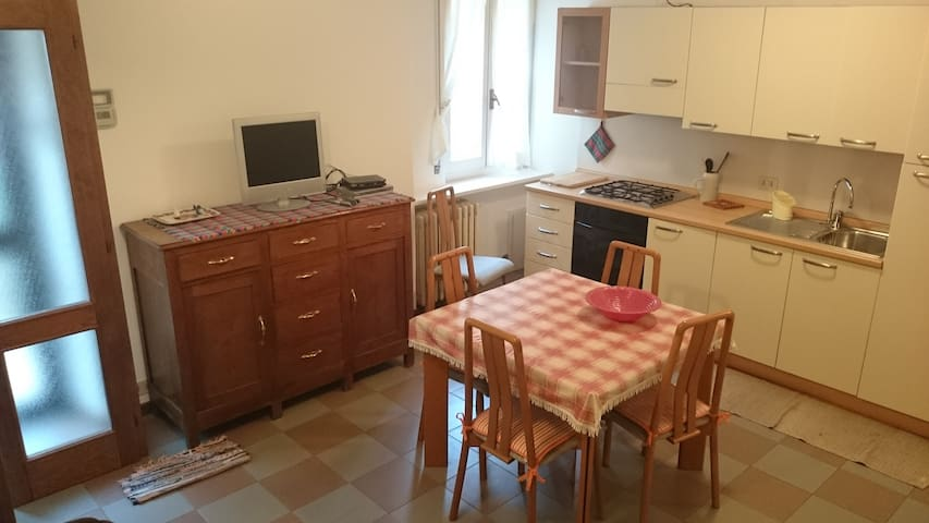 Appartamento Pinta - Carona - Appartement