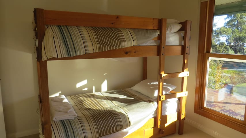 Bedroom 4 with Bunks