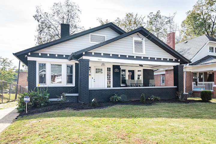 Beautifully Renovated Black House on the Beltline!