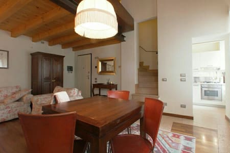 lovely open space in old town - Peschiera del Garda - Apartment - 1