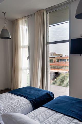 Monoambiente amplio en San Telmo con amenities!