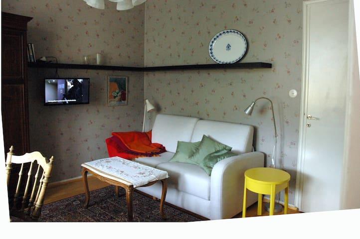 Small flat in Helsinki city