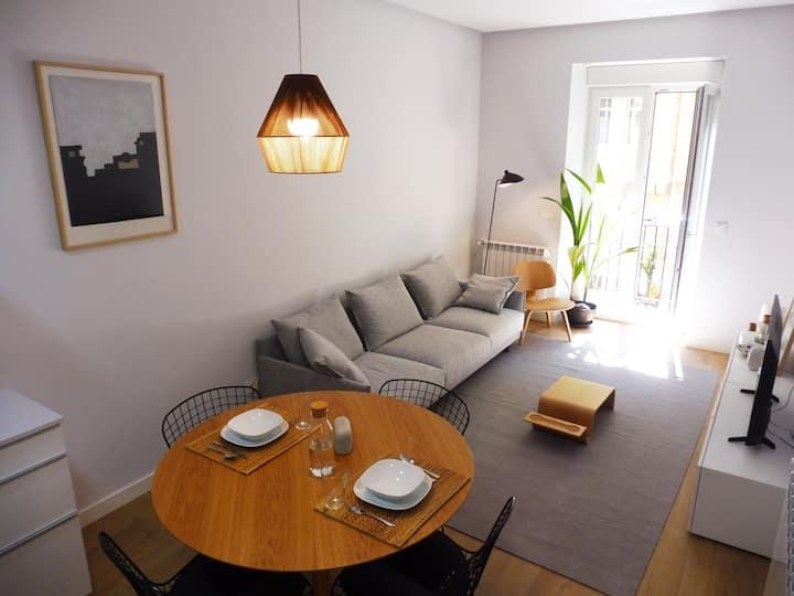 Luxury  apartment Plaza Zubieta