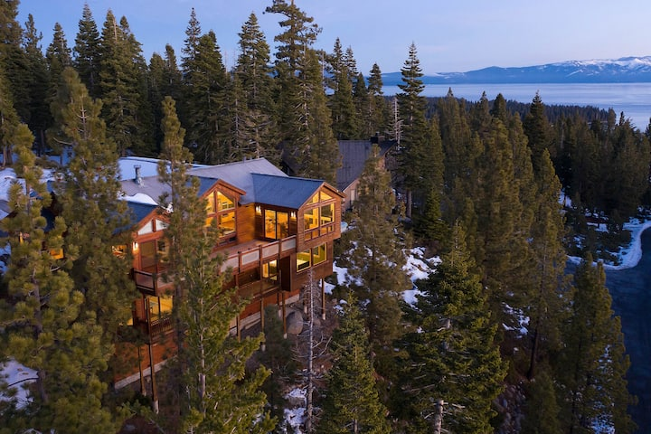 Luxe Home Near Meeks Bay w/ Unbeatable Tahoe Views