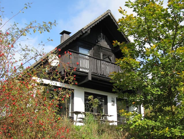 Design#5001459: Top 20 schotten villa and bungalow rentals - airbnb schotten .... Haus Prachtigen Dachgarten Grossstadt