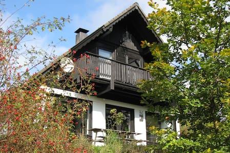 Moderne woning in Frankenau bij natuur en Edersee - Frankenau - 别墅