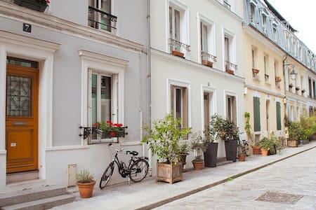 NEW APPARTMENT IN PARIS - Pariisi - Huoneisto