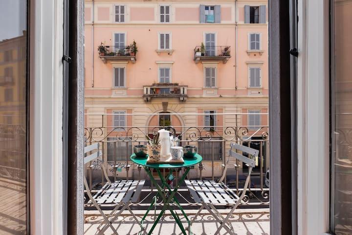 Paoli - Zona Tortona - Navigli - WiFi - A.C.