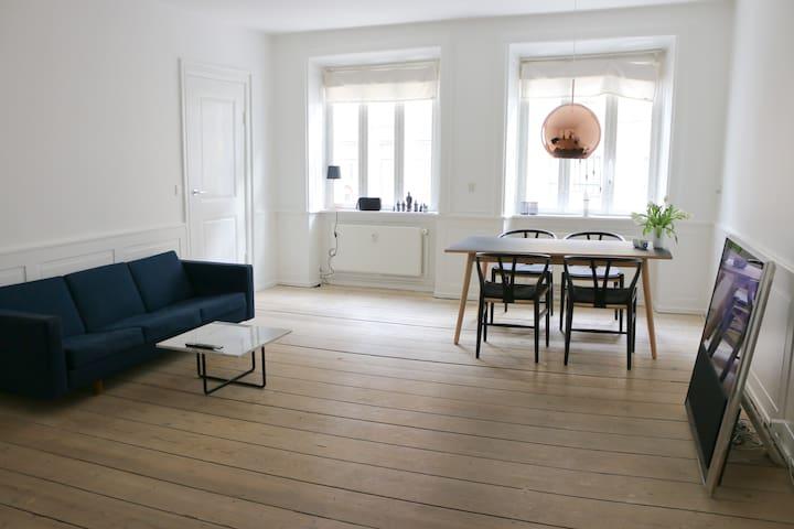 105 sqm of luxury in the most central Copenhagen - Kopenhagen - Wohnung