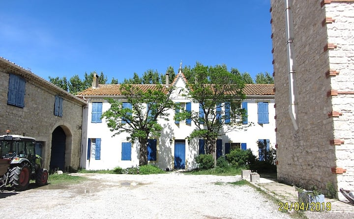 Gîte rural n°4 au Château de Mattes, Aude (11)