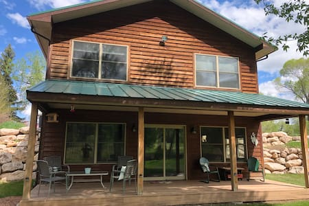 Our Little Tongue River Guest House