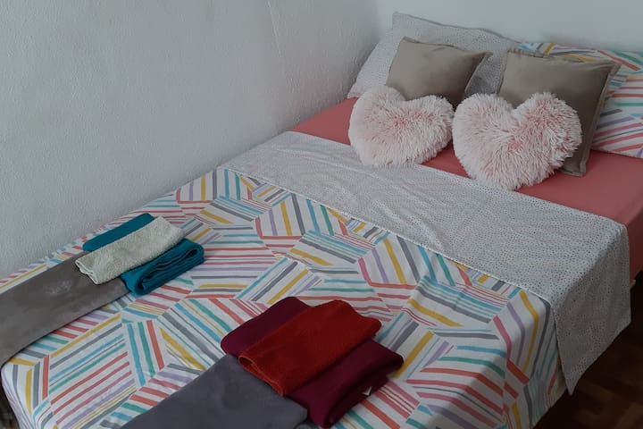 """DOUBLE BED &BREAKFAST Nice room""""Near to airport"""""""