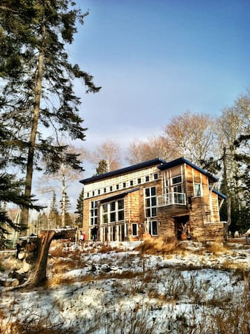 Stunning Home on Superior's South Shore - Herbster - House
