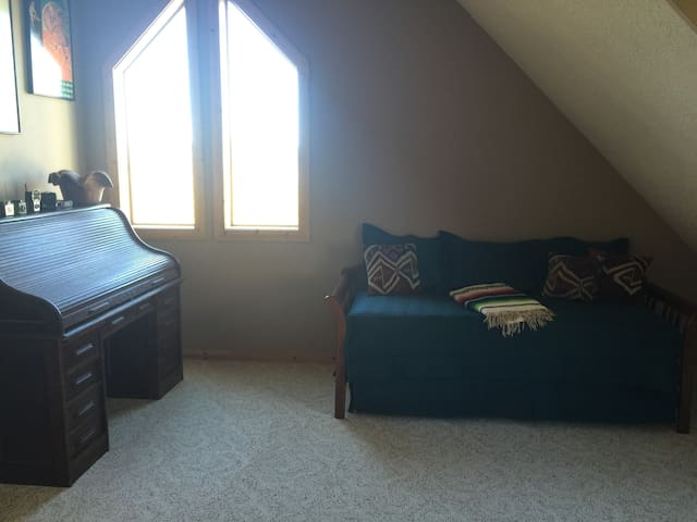 Two of Two Top Floor Bedrooms-Trundle Bed (Two Twin)
