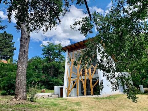 El Atelier: Loft duplex en La Cumbre.