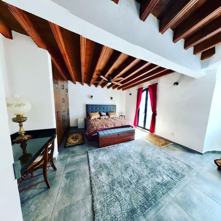 Castillo De La Santa Cruz | One bedroom