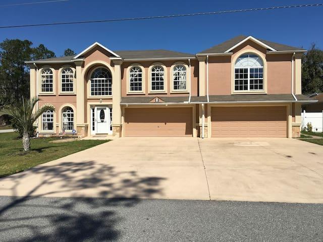 Bud's Home ( 7 ) - Palm Coast - House