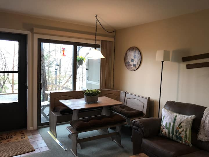 Hunter Mountain 1 Bedroom Condo @ Hunter Highlands