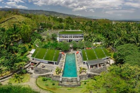 Lovina Le Mirage Villa Santai Resort - Sukasada - Hotel boutique