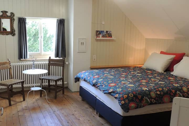BnB Spring Inn, (Flums), Double room deluxe
