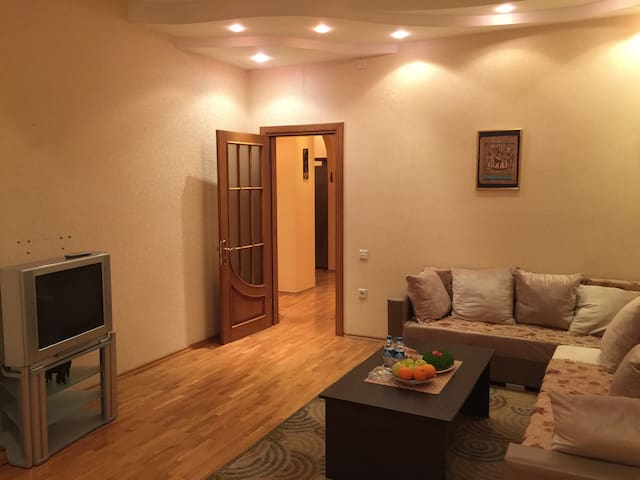 Cozy two bedroom apartment very close to centre - Baku - Apartment