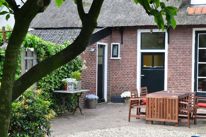 Your own cottage near Amsterdam - Huizen - House