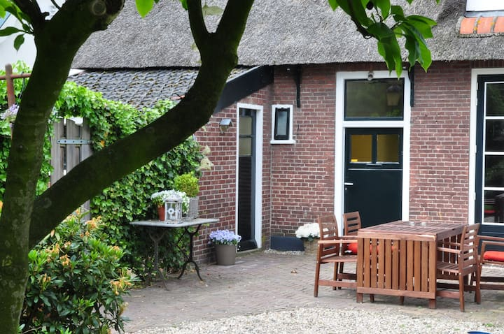 Your own countryhouse near Amsterdam