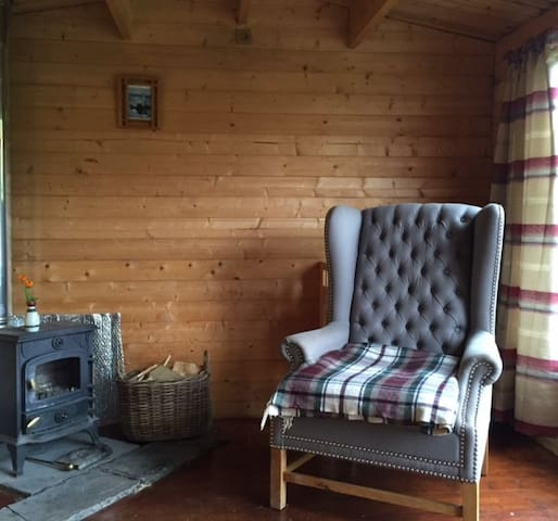 Ecocabin Glamping in beautiful Perthshire hills - Perth and Kinross - 其它