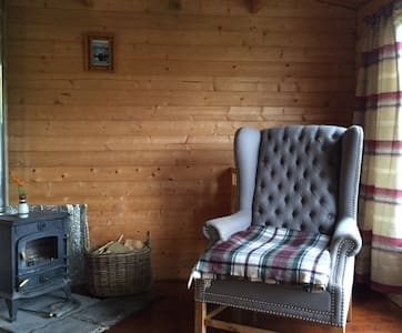 Ecocabin Glamping in beautiful Perthshire hills - Perth and Kinross