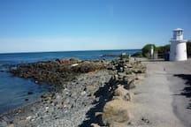 Views from the beautiful Marginal Way