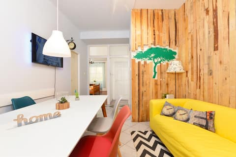 Feel homey in our stylish room in downtown