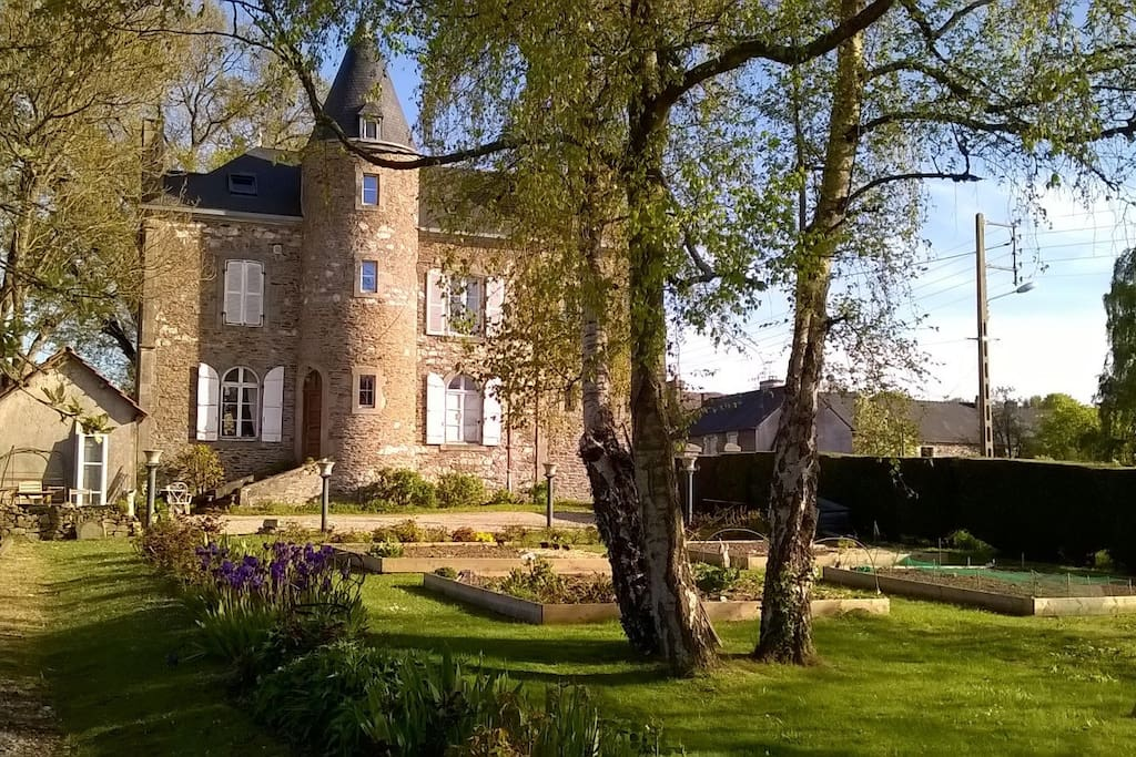 le jardin nors