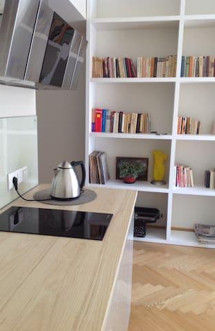 Priegliaus apartment (15 min to Vilnius Old town )