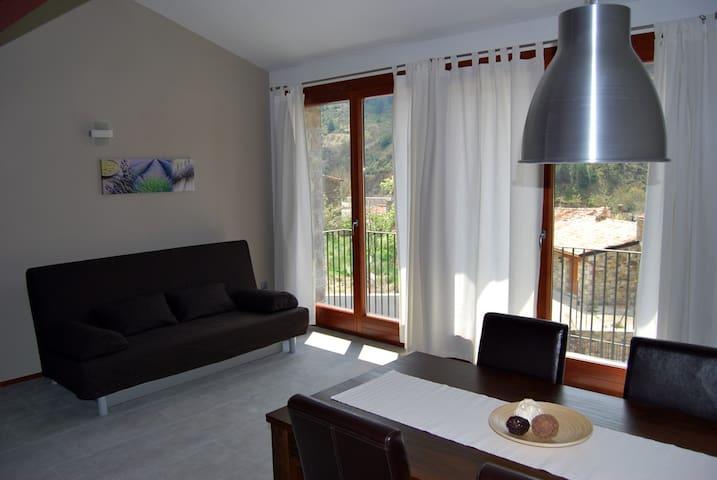 Cal Patoi, comfort in La Cerdanya - Martinet - Huoneisto